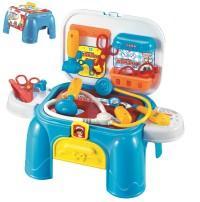Купить Набор доктора 1toy Профи Доктор 18 предметов Т10181, для девочки, Игровые наборы для мальчиков
