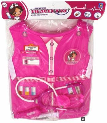 Игровой набор 1toy костюм Медсестра 3 предмета игровой набор mс2 миксер 3 предмета