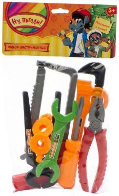 Набор инструментов 1toy Ну, погоди 7 предметов цена