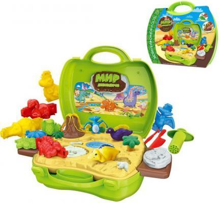 Игровой набор 1toy Мир Динозавров 26 предметов