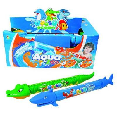 Водяная помпа 1TOY Аквамания синий зеленый Т59468 цена