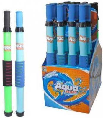 Водяная помпа 1TOY Аквамания синий зеленый Т59469 цена
