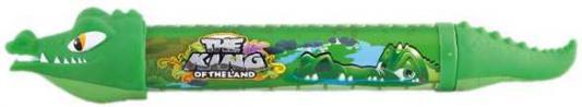 Водяная помпа 1TOY Аквамания - Крокодил зеленый Т59470 цена