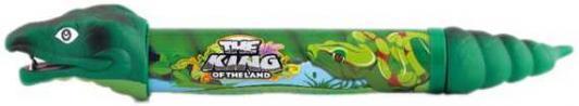 Водяная помпа 1TOY Аквамания - Змея зеленый Т59471 цена