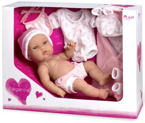 Кукла Arias Elegance 33 см Т11078 кукла arias elegance elian 42 см плачущая т59786