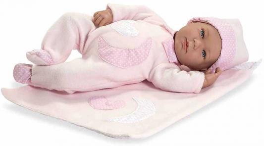 Пупс Arias Elegance в розовом костюмчике с конвертом 45 см Т11116 пупс arias elegance 45 см т11120