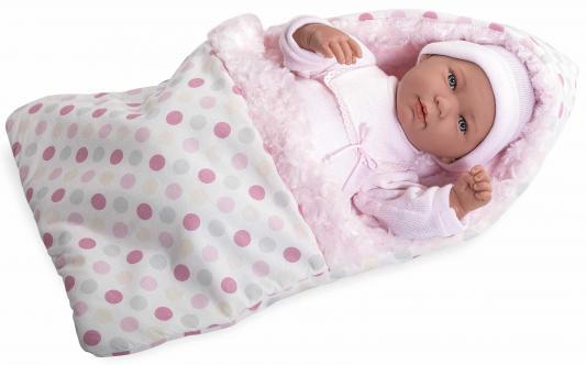 Купить Пупс Arias Elegance в розовом конверте 45 см Т11117, пластик, текстиль, Классические куклы и пупсы