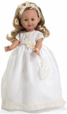 Кукла Arias Elegance с темными волосами 42 см Т11125 кукла arias elegance elian 42 см плачущая т59786