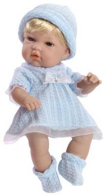 Купить Arias ELEGANCE кукла винил. 33 см с кристалл.SWAROWSKI, в одежде голуб., в кор 20*12*35 см., винил, текстиль, пластик, Классические куклы и пупсы