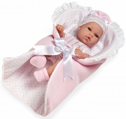 Купить Кукла Arias Elegance в розовом конверте 33 см Т11070, пластик, текстиль, Классические куклы и пупсы