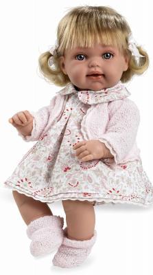 Кукла Arias Elegance с соской 33 см Т11085 arias кукла arias 28 см в розовом платье и шапочке с соской