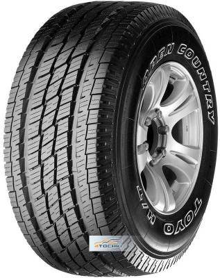 265/70R15 112T Open Country H/T BSW всесезонная шина toyo open country h t 225 70 r16 102t fr owl