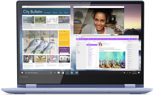 Ноутбук Lenovo Yoga 530-14IKB (81EK008XRU) цена и фото