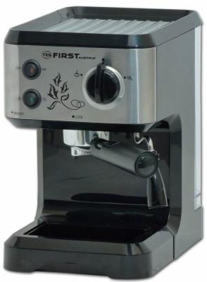 Кофеварка First FA-5476-1 черный