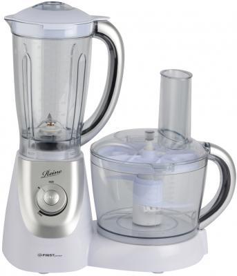 Кухонный комбайн First FA-5118-2 белый кухонный комбайн moulinex fp542132 белый