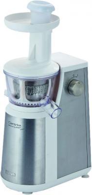 Соковыжималка ARIETE 177 Slow Juicer Metal 400Вт до30% больше сока барабан нерж.сталь гриль ariete 1911