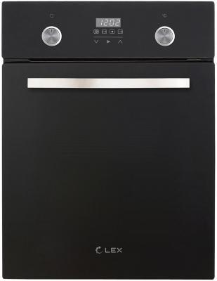 Электрический шкаф LEX EDP 4590 BL черный