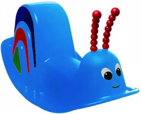 Каталка Marian Plast Улитка синий от 3 лет пластик 333/blue каталка улитка b kids