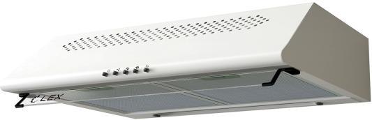 Вытяжка LEX SIMPLE 2M 600 WHITE 280Вт 600м3/ч 46дБ 600х500х150мм 8кг