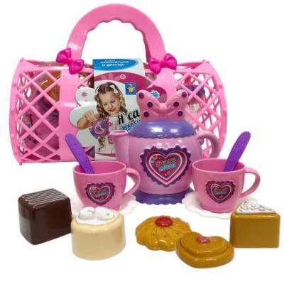 Игровой набор 1toy Маленькая хозяюшка игровой набор для девочки плэйдорадо хозяюшка