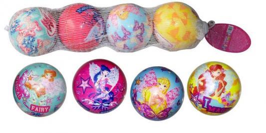 Набор мячей 1toy Winx набор мячей с принтом 4 предмета набор мячей детских 1 toy смайлик