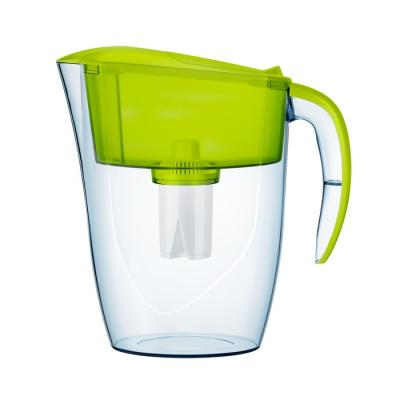 Кувшин Аквафор Реал P152B15F салатовый фильтр кувшин аквафор смайл р152а5f салатовый