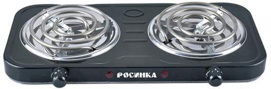 Электроплитка Росинка РОС-502 чёрный цена 2017