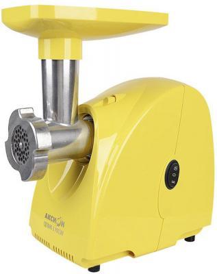 Электромясорубка Аксион М 31.01 230 Вт желтый электромясорубка аксион м 34 04 230 вт белый