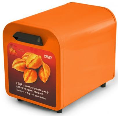 Жарочный шкаф Кедр ШЖ-0,625 оранжевый