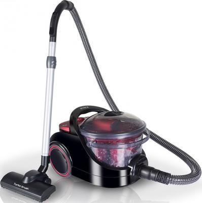 Пылесос Arnica Bora 7000 Premium сухая уборка чёрный бордовый пылесос arnica bora 7000 premium