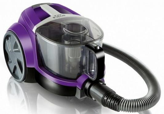 Пылесос ARNICA Pika ET14400 с циклонным фильтром фиолетовый пылесос arnica tesla premium розовый с циклонным фильтром