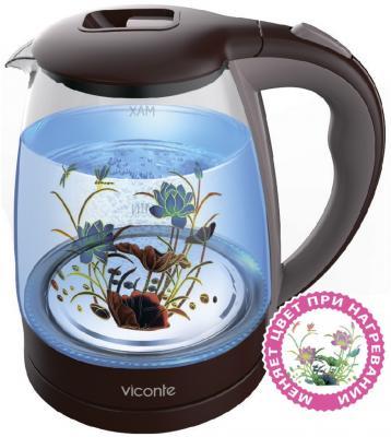 Чайник Viconte VC-3241 блинница viconte vc 166 white