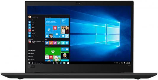 Ноутбук Lenovo ThinkPad P52s (20LB0008RT) ноутбук