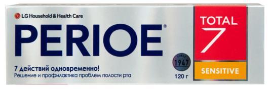 Картинка для Зубная паста Perioe Total 7 Sensitive 120 гр