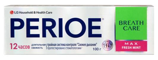 Зубная паста Perioe Breath сare 100 гр