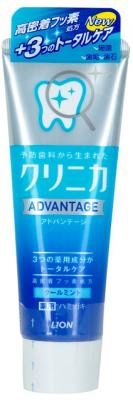 Зубная паста LION Clinica Advantage Cool Mint 130 гр
