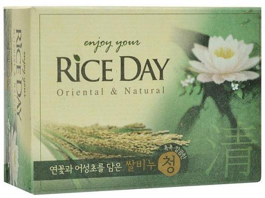 Мыло твердое CJ Lion Rice Day 100 гр cj lion 1kg