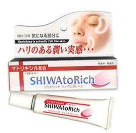 Крем вокруг глаз Hadariki SHIWA to RICH против мелких морщин 20 г irfb7440 to 220