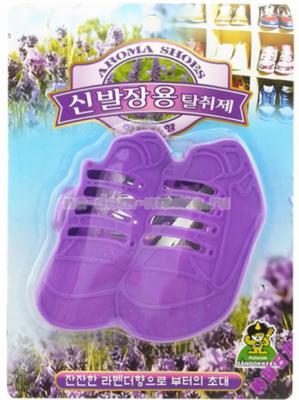"Фото Ароматизатор-поглотитель запаха для обуви Sandokkaebi ""Лаванда"" 4 г"