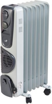 Масляный радиатор WWQ RM02-1507F 1500 Вт белый серый wwq тво 6dt