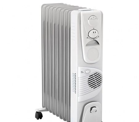 Масляный радиатор WWQ RM02-2511 2500 Вт