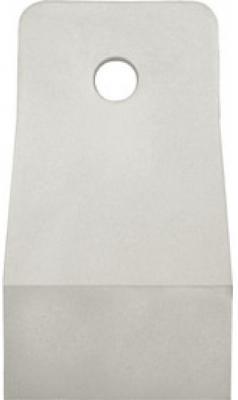 Купить Шпатель FIT 06884 резиновый белый 60мм