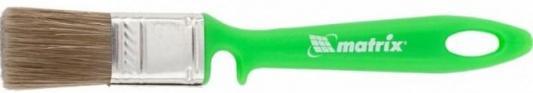 Кисть флейцевая MATRIX 83371 25х10мм кисть флейцевая matrix 83383 50х5мм