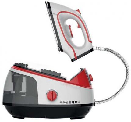лучшая цена Утюг MIE Vapore 2300Вт белый красный чёрный 380757