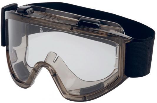 Очки AMPARO 222361 премиум с непрямой вентиляцией с синим светофильтром мираж