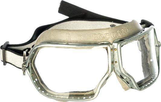 Очки РОСОМЗ 30110  защитные закрытые с прямой вентиляцией зп1 patriot