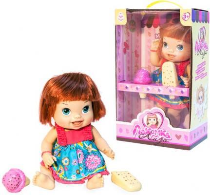 """Кукла 1toy """"Лакомка Лиза"""" - Лиза с каре 36 см Т10376"""