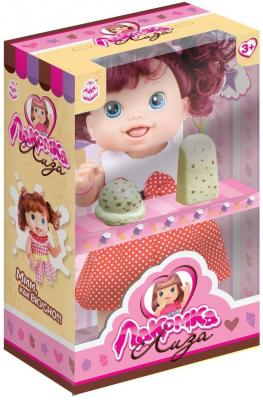1toy кукла с мороженым (2шт.)Лакомка Лиза 36см,красноволосая с хвостиками,кор. 1toy 1toy кукла лакомка лиза с мороженым красноволосая с хвостиками 36 см