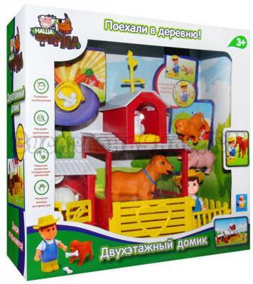 Купить Игровой набор 1toy Наша ферма , унисекс, Игровые наборы для мальчиков