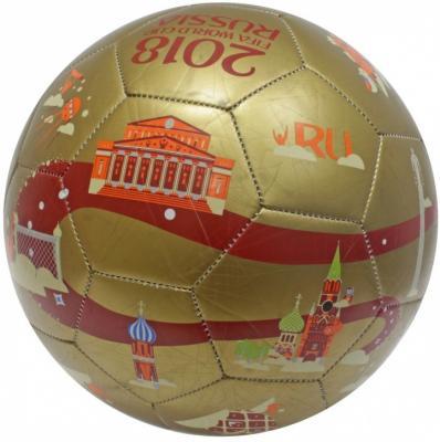 FIFA 2018 футбольный мяч Moscow 2,2мм, TPU+EVA, 350гр, размер 5(23см)
